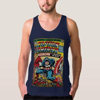 Captain America Comic #193 Tank