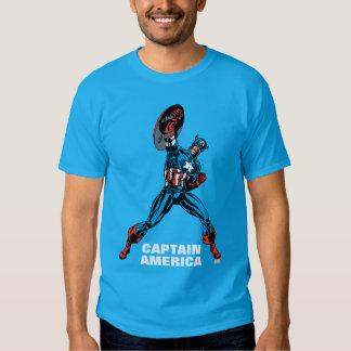Captain America Shield Up Shirt