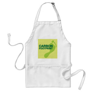 Carbon Footprint Standard Apron