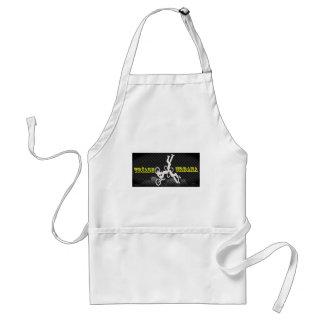Carbon triad standard apron