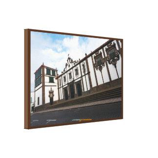 Carlos Machado Museum Gallery Wrap Canvas