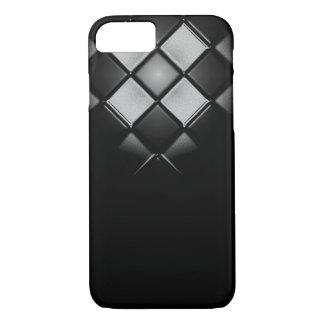 Cas de téléphone de style de damier coque iPhone 7