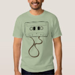 Cassette Tape Unwound T Shirts