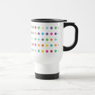 CBC Arts Gems 15 Oz Stainless Steel Travel Mug