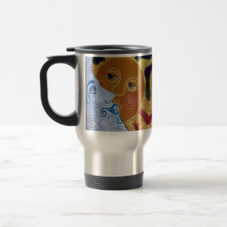 Celestial 15 Oz Stainless Steel Travel Mug