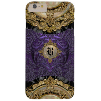 Chalchadoriz Royale 6/6s Elegant Monogram Slim Barely There iPhone 6 Plus Case