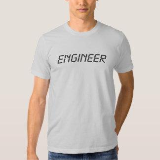 Chemise d'affichage à cristaux liquides tee shirts