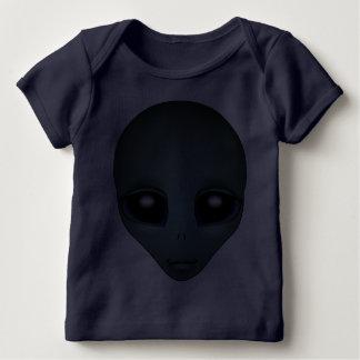 Chemise étrangère mignonne de bébé de chemise tee-shirt