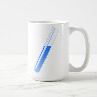 Chemistry Science Test Tube Classic White Coffee Mug