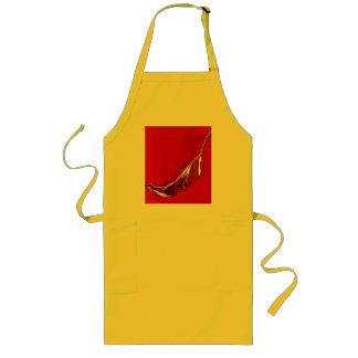 Chili Pepper Yellow Apron
