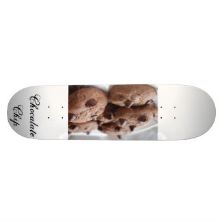 Chocalate Chip Custom Skateboard