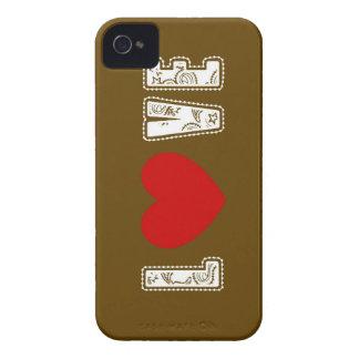 Chocolate Love Blackberry Bold Case