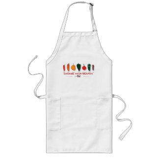 Choose Your Weapon - Hot Peppers - Apron