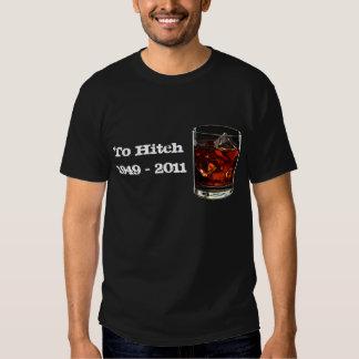 Christopher Hitchens Tribute T-Shirt