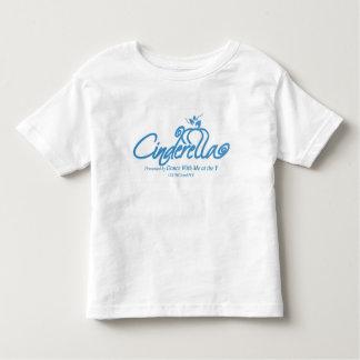 Cinderella cast shirt- toddler- 6x tee shirts