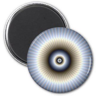 Circular Abstract Magnet