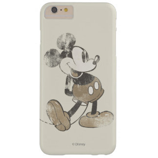 Classic Mickey | Distressed Barely There iPhone 6 Plus Case
