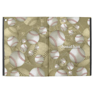 classic new over vintage dual pattern baseball