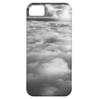 Cloudscape mystérieux au lever de soleil coques iPhone 5