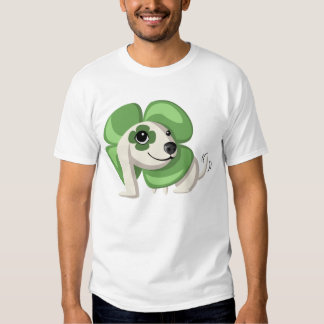 Clover the Good Luck Charm Tshirt