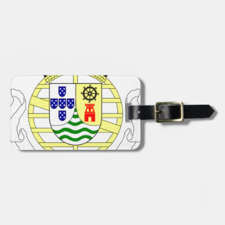 Coat_of_arms_of_Portuguese_India_(1951-1974) Bag Tag