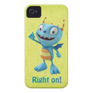 Cobby Hugglemonster 1 iPhone 4 Case