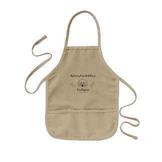 CockapooWt Kids Apron