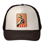 Coffee Revolution Cap - Barista Designs Trucker Hat