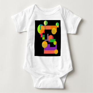 Colorful ball t-shirts