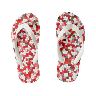 Colorful Cute Modern Trend Kid's Flip Flops
