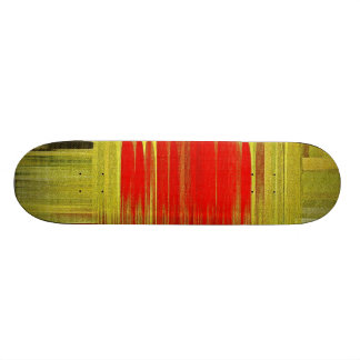 Colorful painting art Skateboard #2