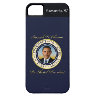 Commemorative President Barack Obama Re-Election Case For The iPhone 5