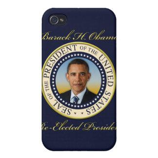 Commemorative President Barack Obama Re-Election iPhone 4/4S Case