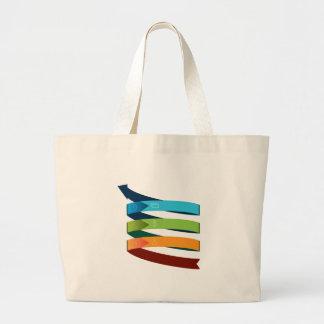 Company Growth Arrow Chart Jumbo Tote Bag