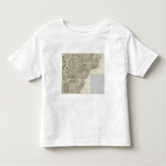 Composite Map of France 5 Shirt