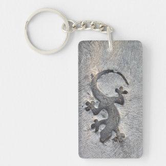 Concrete Impressions - Keychain