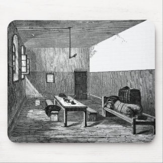 Condemned Cell Newgate Mouse Pad