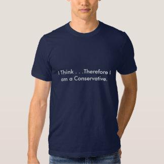 Conservative T Shirts