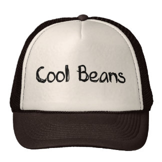 Cool Beans Trucker Hat