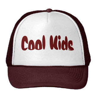 Cool Kids Trucker Hat