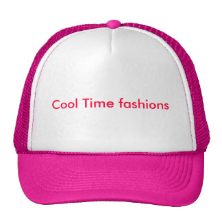 Cool Time fashions Trucker Hat