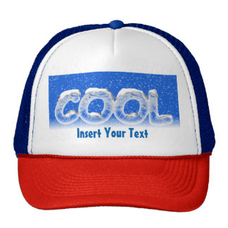 Cool Trucker Hat