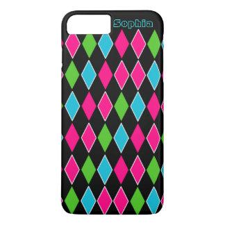 Coque iphone coloré de diamant coque iPhone 7 plus