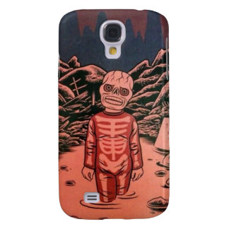 Cover for Samsung s4/touch of skull