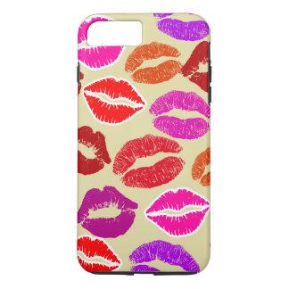 Cream Kisses iPhone 7 Plus Case