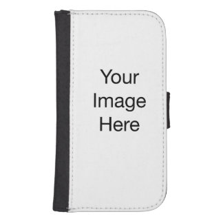 Create Your Own Galaxy S4 Wallet Cases