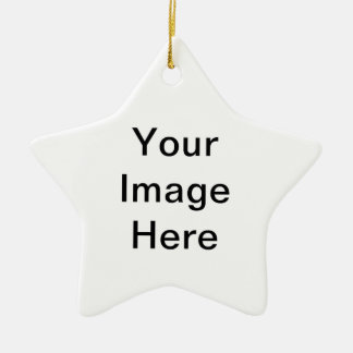 Create Your Own Star Ornament