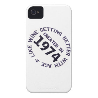 Created in 1974 Case-Mate iPhone 4 cases