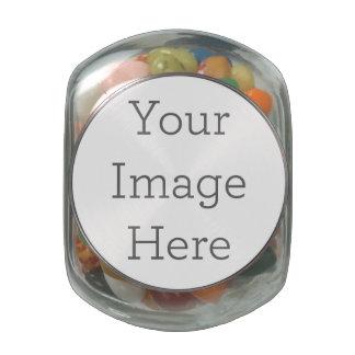 Créez votre propre pot en verre de Jelly Belly