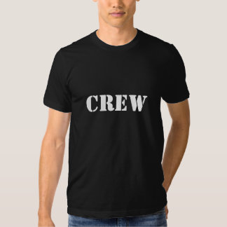Crew: We listen to the voices Tshirt